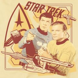 Star Trek - The Original Series Shoot That Thing Shirts