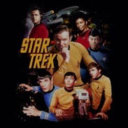 Star Trek TOS Shirts - The Original Series Shirts