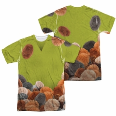 Star Trek Shirts - The Original Series Tribble Trek Sublimation Shirt Front/Back Print