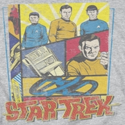 Star Trek - The Original Series Vintage Collage Shirts