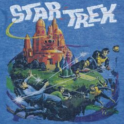 Star Trek Shirts - The Original Series Vulcan Battle Shirts