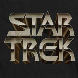 Star Trek Steel Logo Shirts