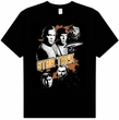 Star Trek T-shirt - TV Series Graphic Good vs Evil Adult Black