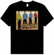 Star Trek T-shirt - TV Show Classic Adult Black