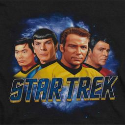 Star Trek The Boys Shirts