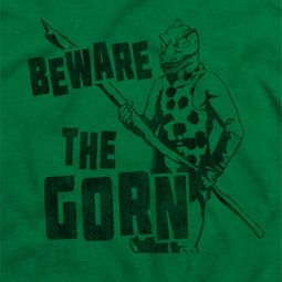 Star Trek The Gorn Shirts