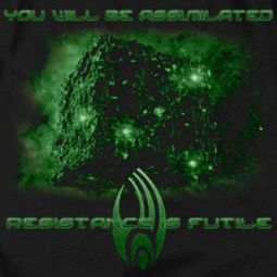 Star Trek - The Next Generation Assimilate Shirts