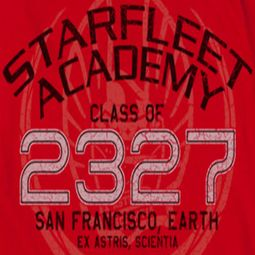 Star Trek - The Next Generation Picard Graduation Shirts