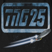 Star Trek - The Next Generation TNG 25 Enterprise Shirts