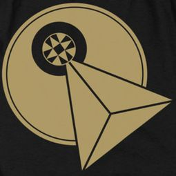 Star Trek - The Next Generation Vulcan Logo Shirts