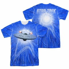 Star Trek - The Original Series All She's Got Sublimation Shirt Front/Back Print
