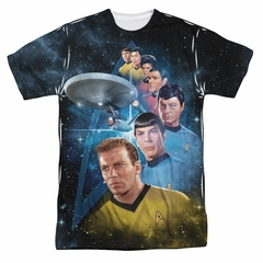 Star Trek - The Original Series Among The Stars Sublimation Shirt