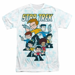Star Trek - The Original Series Quogs Crew Sublimation Shirt
