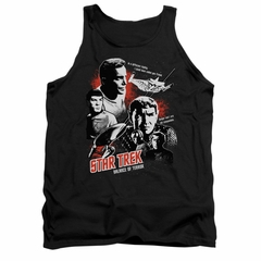 Star Trek - The Original Series Tank Top Balance Of Terror Black Tanktop