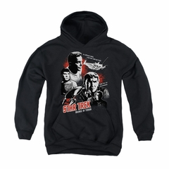 Star Trek - The Original Series Youth Hoodie Balance Of Terror Black Kids Hoody
