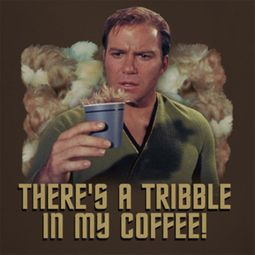 Star Trek Tribble Coffee Shirts