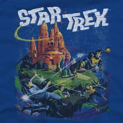 Star Trek Vulcan Battle Shirts