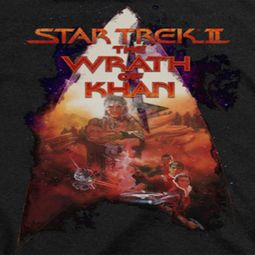 Star Trek Wrath Of Khan Shirts