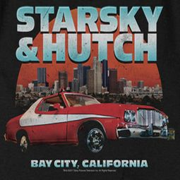 Starsky And Hutch Shirts