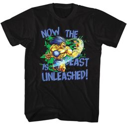 Street Fighter Shirt Beast Unleashed Black T-Shirt