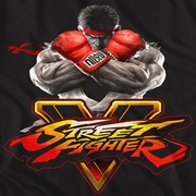 Street Fighter Shirts