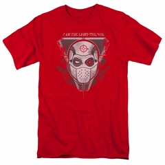 Suicide Squad Shirt The Way Red T-Shirt