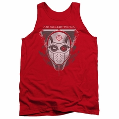 Suicide Squad Tank Top The Way Red Tanktop