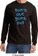 Suns Out Guns Out Long Sleeve Shirt