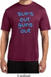 Suns Out Guns Out Mens Moisture Wicking Shirt