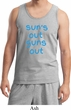 Suns Out Guns Out Mens Tank Top
