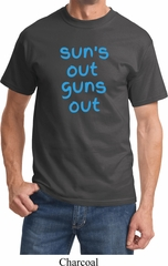 Suns Out Guns Out Shirt