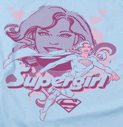 Supergirl DC Comics Shirts