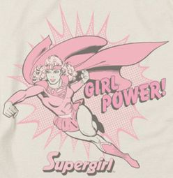 Supergirl Girl Power Shirts