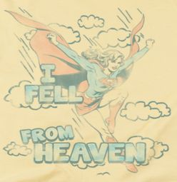 Supergirl Heaven Shirts