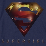 Supergirl Logo Glare Shirts