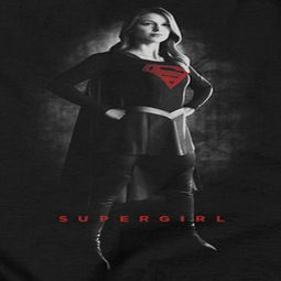 Supergirl Noir Shirts