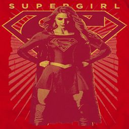 Supergirl Ready Set Shirts