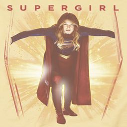 Supergirl Through The Door Shirts