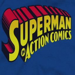 Superman Action Comics Shirts