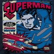 Superman Action Packed Shirts