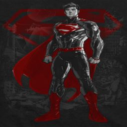 Superman Aftermath Shirts