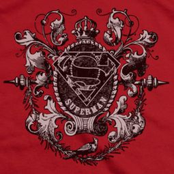 Superman All Hail Shirts