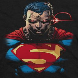Superman Angry Shirts