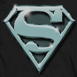 Superman Chrome Shield Shirts