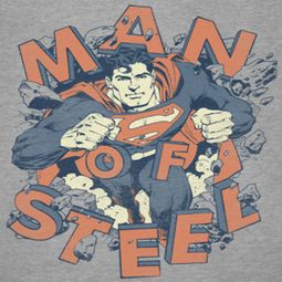 Superman Coming Through Shirts