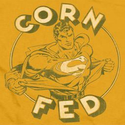 Superman Corn Fed Shirts