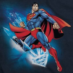 Superman Crystallize Shirts