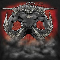 Superman Doomsday Dust Shirts
