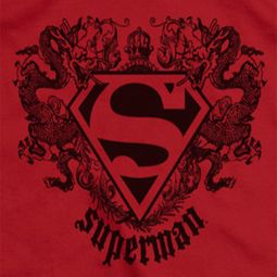 Superman Dragons Shirts