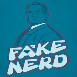 Superman Fake Nerd Shirts